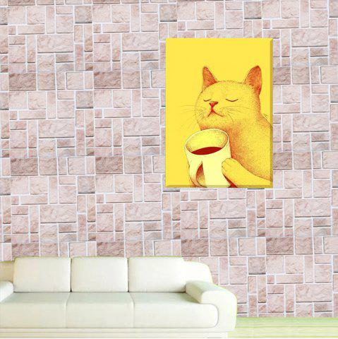 Trendy PVC Marble  Decorative Wall Stickers