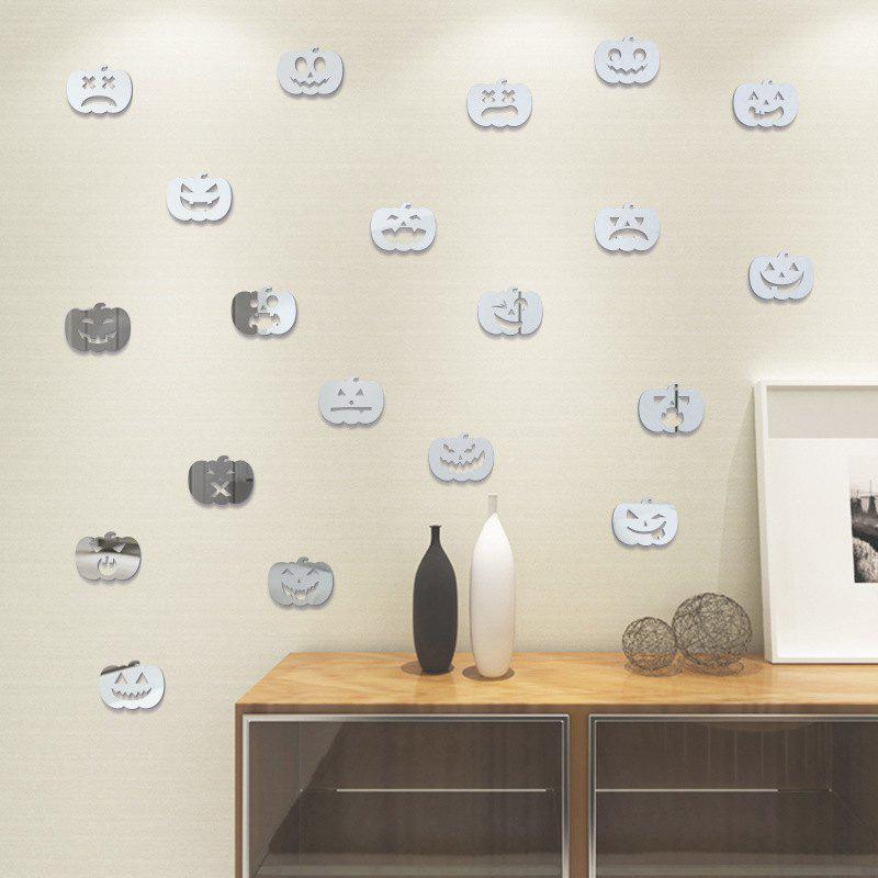 Buy Halloween Jack-O -Lantern Stickers Decorate Bedroom Living Room 20PCS