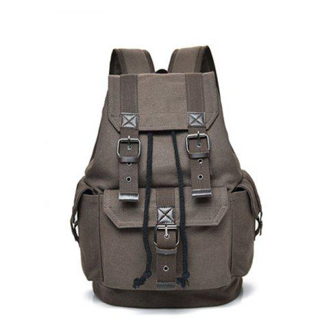 Buy Canvas Backpack Unisex Backpack Travel Bulk Bag