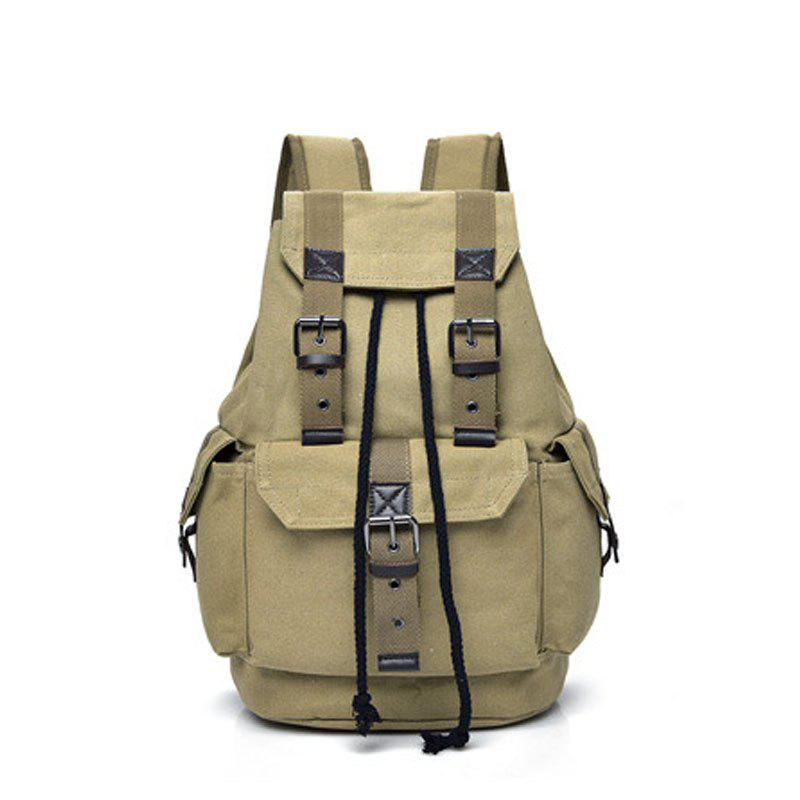 Unique Canvas Backpack Unisex Backpack Travel Bulk Bag