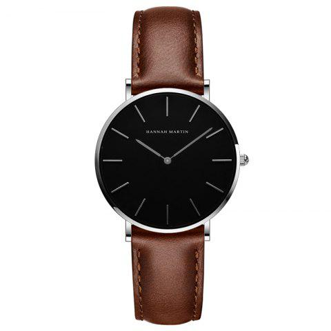 Discount Hannah Martin CH36  Japanese Movement Waterproof Fashion Casual Ladies Quartz Watch