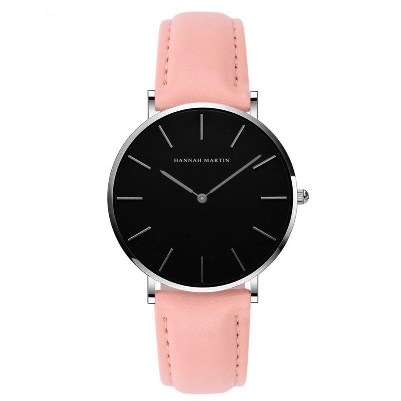 Hot Hannah Martin CH36  Japanese Movement Waterproof Fashion Casual Ladies Quartz Watch