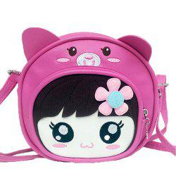 Girl's Crossbody Cartoon Cute Bag -