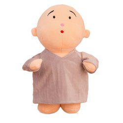 Girl Plush Doll Toy Creative Cute Monks Birthday Gift -
