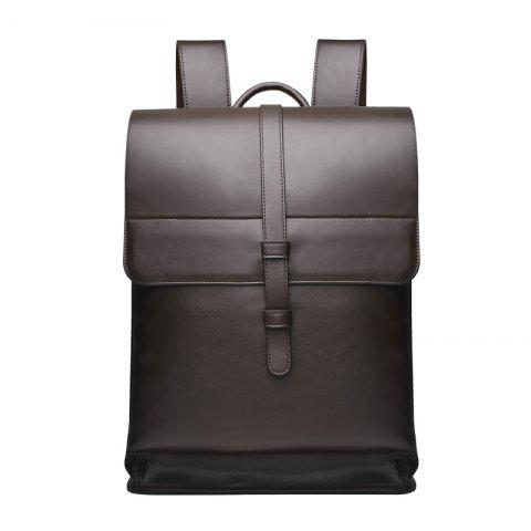 New Fashion Men Travel  Bag PU High Quality Backpack