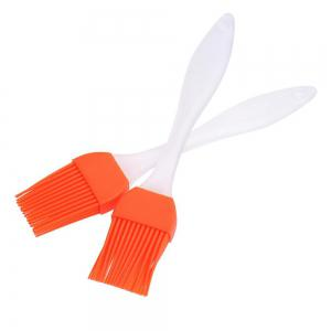 Silicone BBQ Basting Brush Grill Barbecue Seasoning Pastry Tool -