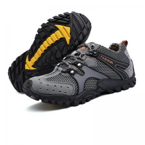 Men Casual Hiking Fashion Outdoor Spring Sport Autumn Breathable Climbing Shoes -
