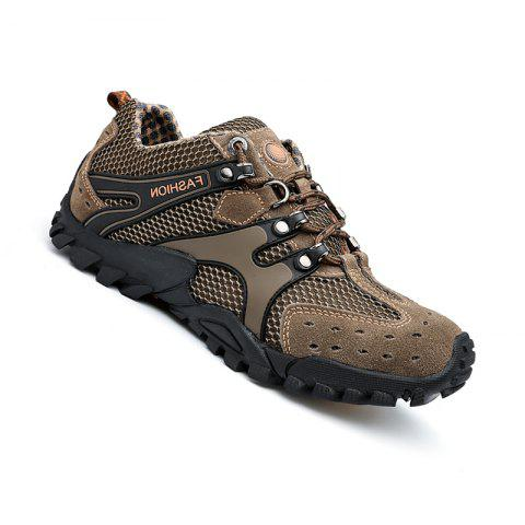 Online Men Casual Hiking Fashion Outdoor Spring Sport Autumn Breathable Climbing Shoes