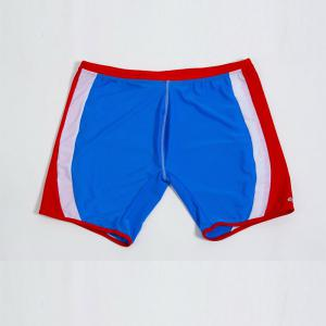 Модный мужской сундук Rapid Splice Square Solid Jammer Shorts Jammers Swim Suit -