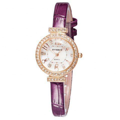 Fancy SYNOKE 5206 Female Quartz Watch