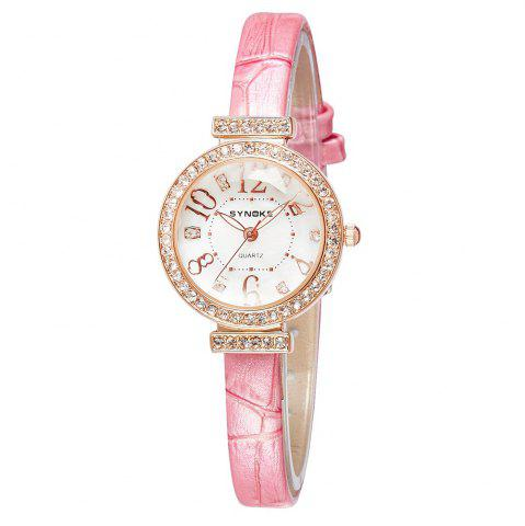Sale SYNOKE 5206 Female Quartz Watch