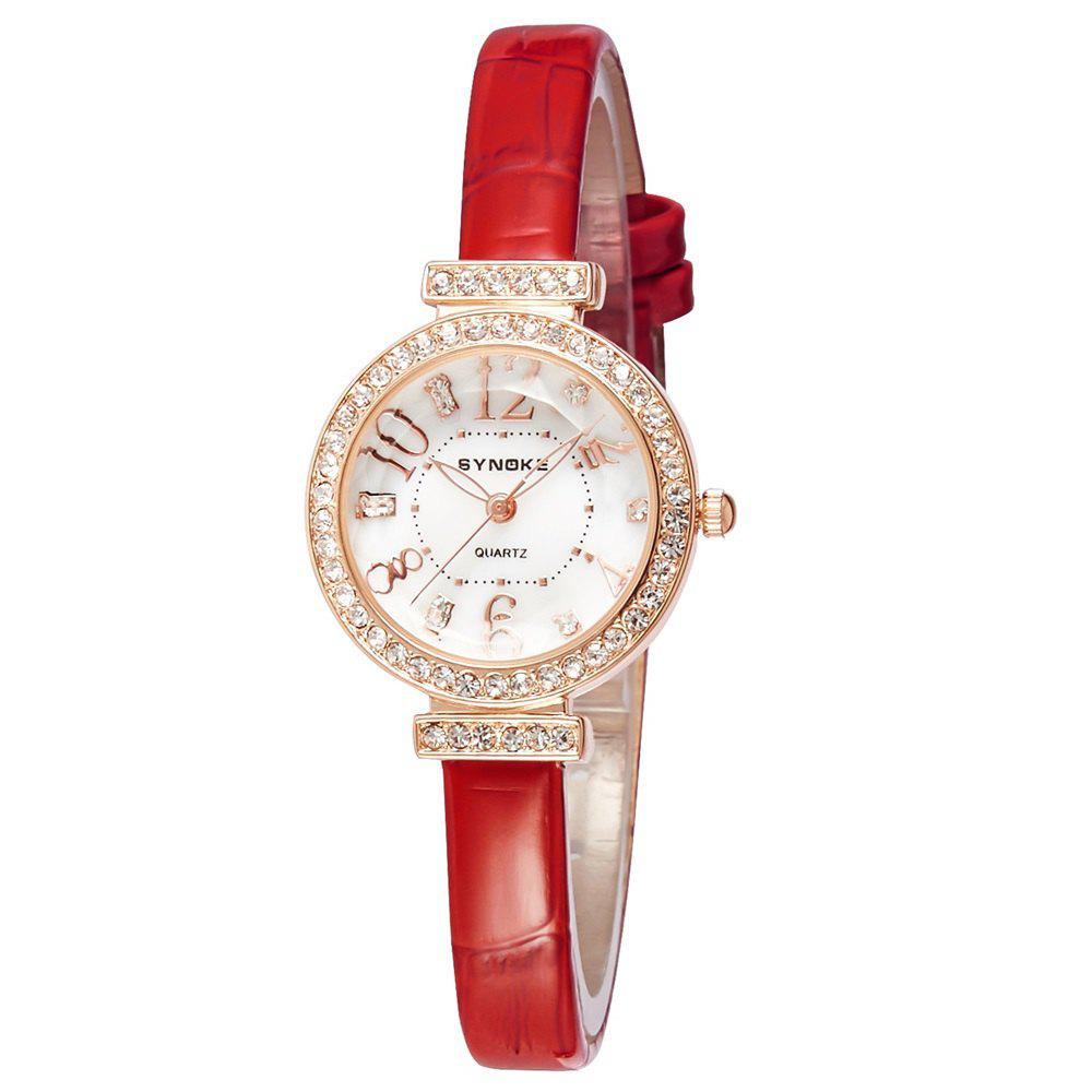 Shop SYNOKE 5206 Female Quartz Watch
