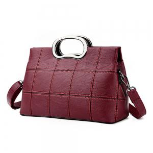 Lady Portable Casual  Shoulder Messenger Bag -