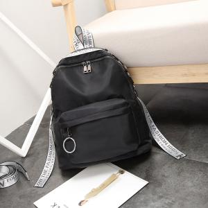 Large Capacity Nylon Waterproof Casual School Bag Travel Backpacks -