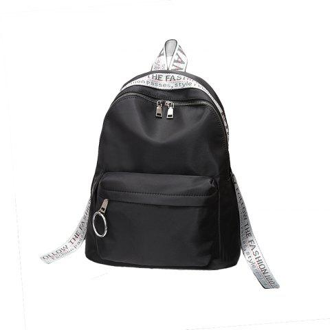 Outfit Large Capacity Nylon Waterproof Casual School Bag Travel Backpacks
