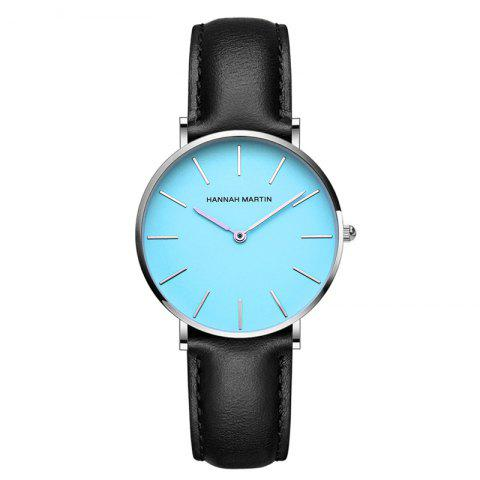 Online Hannah Martin CL04 Japanese Movement Ladies Casual Fashion Waterproof Thin Quartz Watch
