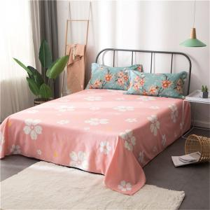 Cotton Four Pieces Bedding Sets Active Printing -