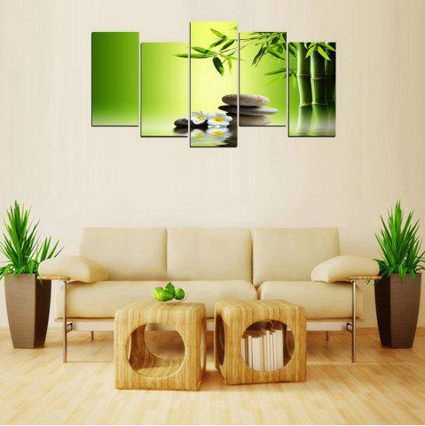 Fancy MailingArt FIV236  5 Panels Landscape Wall Art Painting Home Decor Canvas Print