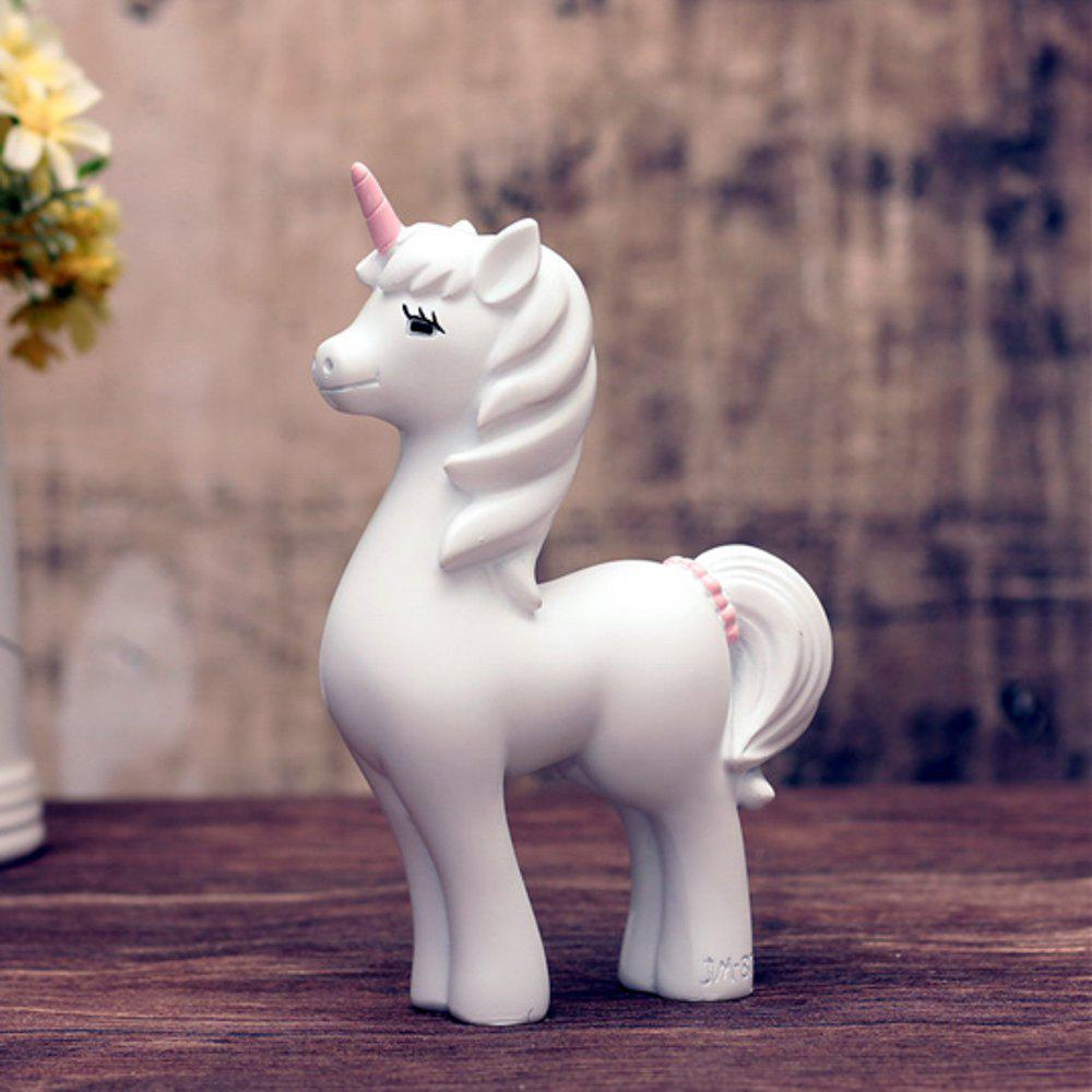 Hot 8765 Unicorn Decoration Home Accessories