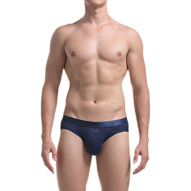 Shops Men's Transparent Sexy Lips and Underwear