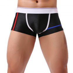 Men's Fashion Stripe Sexy Underwear -