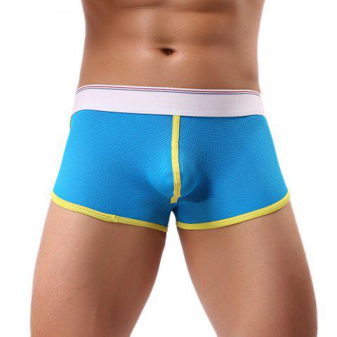 Latest Men's Mesh Breathable Underpants