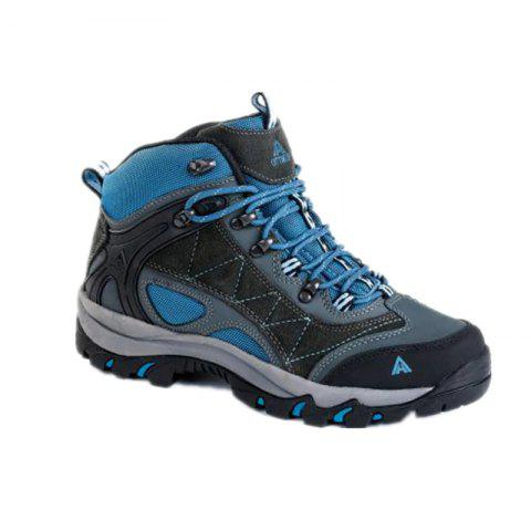 Buy Hiking Shoes Men's Anti-fur Climbing Boots Trekking Sneakers