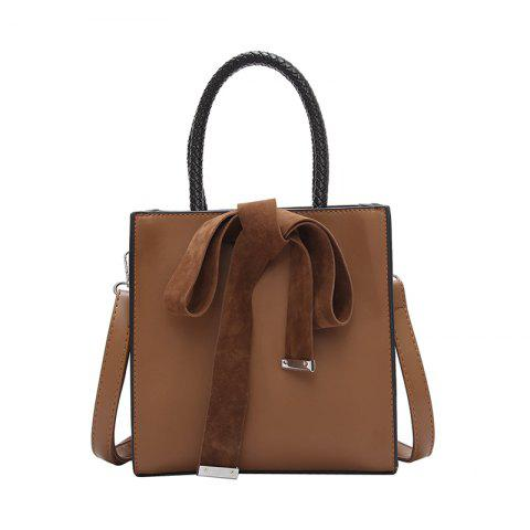 Buy Fashion Messenger Shoulder Bag Simple Handbag