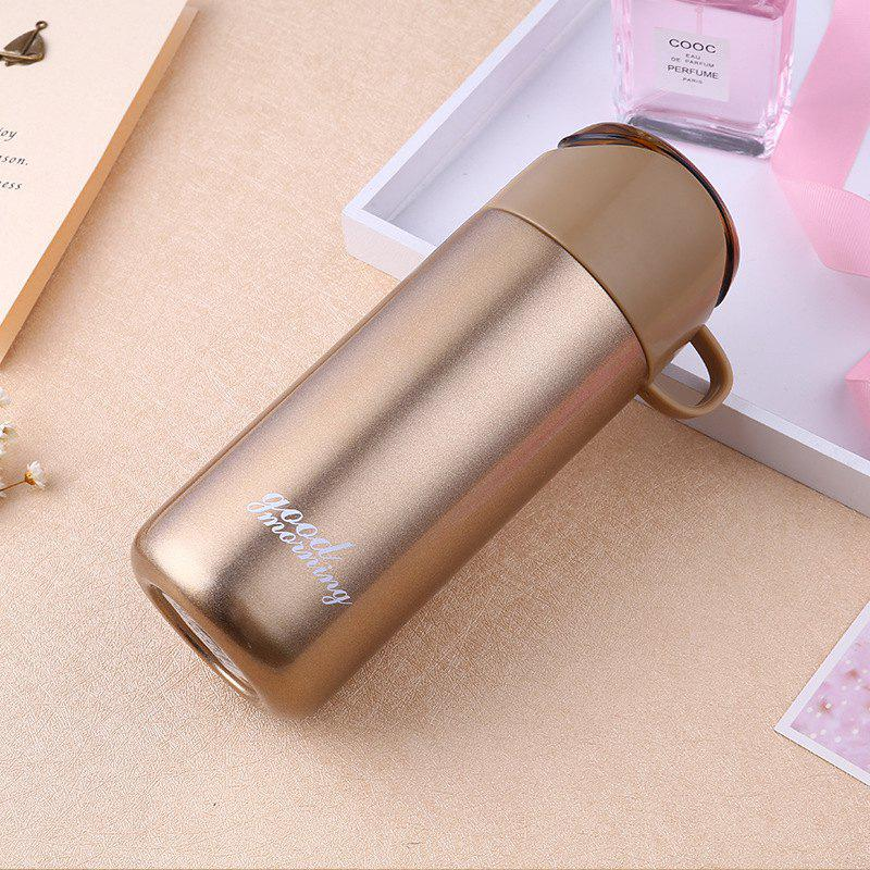 Discount Double Color Lid Stainless Steel Vacuum Cup