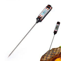 Kitchen Cooking Food Meat Probe Digital BBQ Thermometer Instant Read Gas Oven Thermometer Tools -