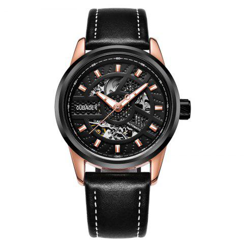 Buy OUBAOER 2002A Automatic Mechanical Hollow Men Watches