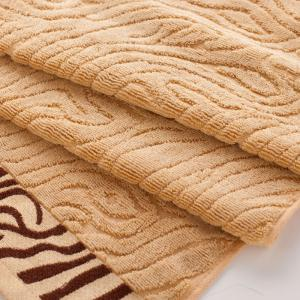 2 Pcs Face Towels Eco-friendly Antibacterial Comfy Soft Towel -