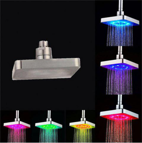 Sale New LED Top Colorful Discoloration Shower
