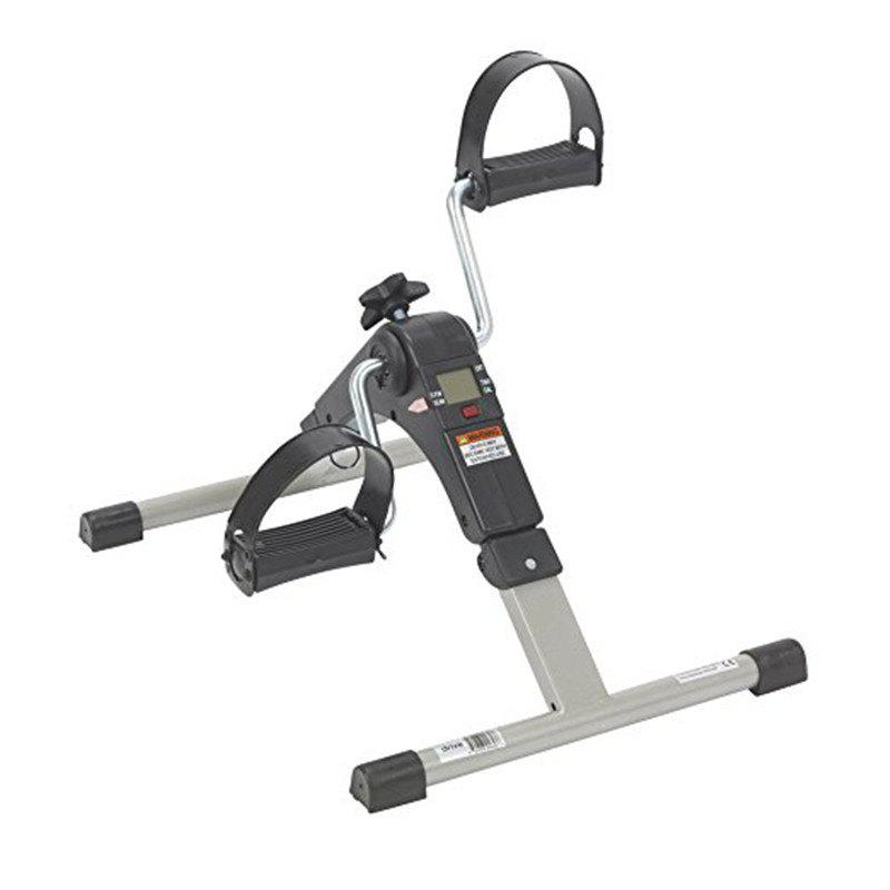 Sale Lightweight Portable Folding Mini Bike Pedal Exerciser With Computer Display