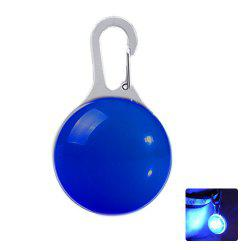 Ywxlight Led Pet Decorations Luminous Pendant Night Warning -