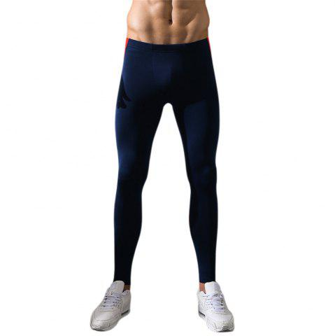 Chic Men's Body and Elastic Pants