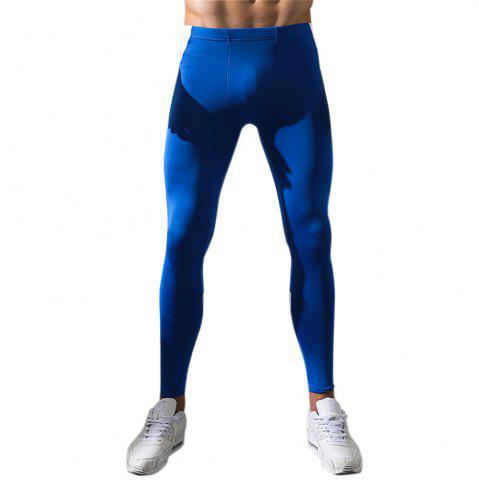 Fashion Men's Body and Elastic Pants