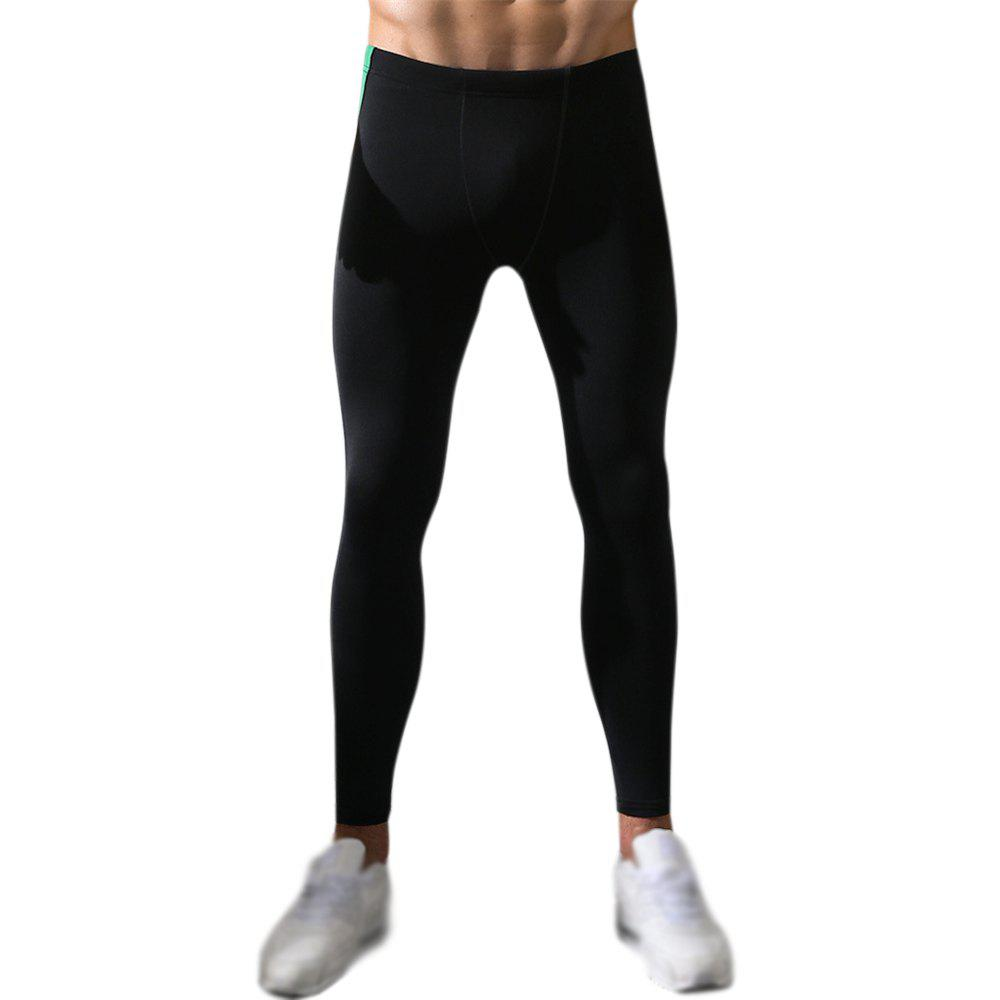 Hot Men's Body and Elastic Pants