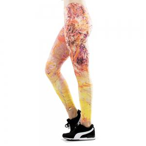 Nouveaux leggings de sport brillants de yoga -