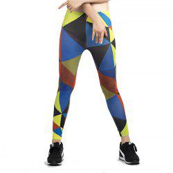 Tight Waist Stretch Yoga Pants -