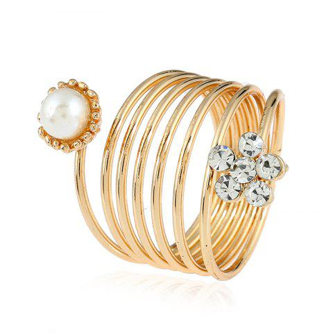 Sale Fashionable Temperament Does Not Fade A Spring Ring