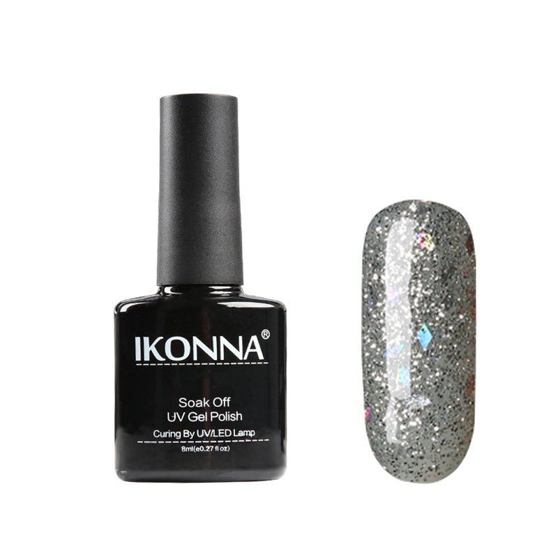 Latest IKONNA High Quality UV Gel Polish Soak Off Nail Varnish