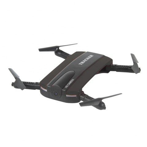 Latest TKKJ 523 Tracker Foldable Mini Selfie Drone with Camera  Altitude Holding FPV  WiFi Phone Control RC Helicopter Toy
