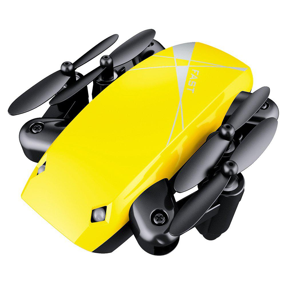 Outfit Cloudrover S9HW Foldable Transformable RC Mini Drone with HD Camera Altitude Hold Toys for Children as Christmas Gift