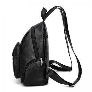 Good Match Fashion New Style Backpack Package Cover Type PU -