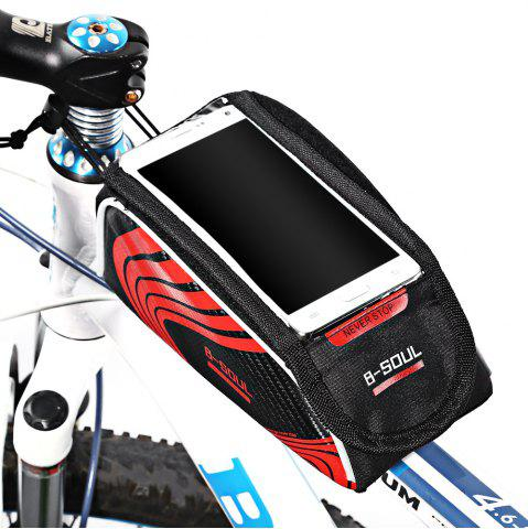 B-SOUL Bicycle Mount для 5.7 дюймов Handlebar Phone Bag
