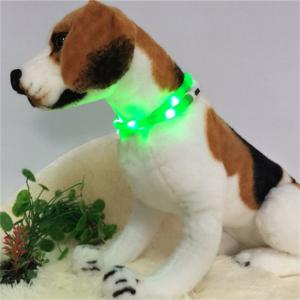 YWXLight LED USB Rechargeable Luminous Dog Collar -