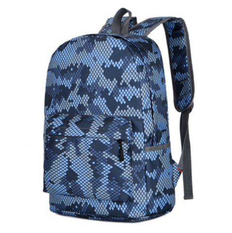 Online Camouflage Backpack 1052 Nylon Mesh Cloth