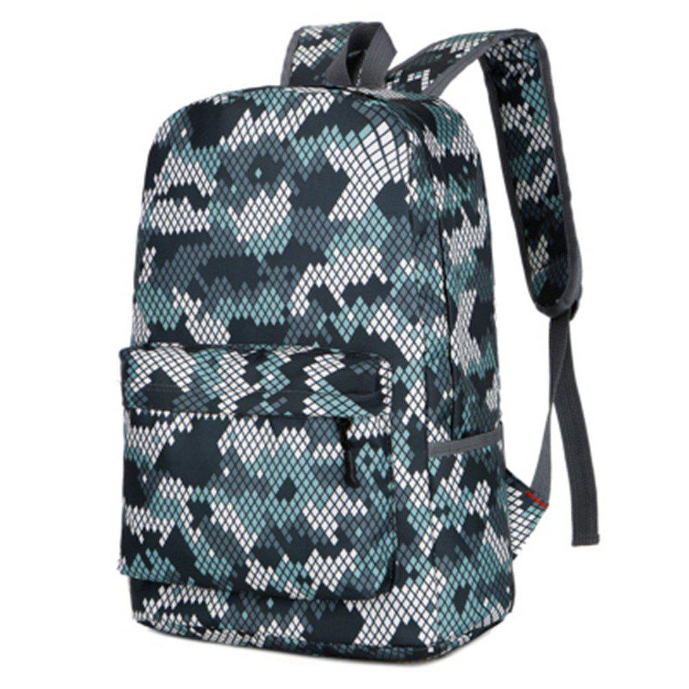 Discount Camouflage Backpack 1052 Nylon Mesh Cloth