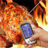 Kitchen Digital Wireless Meat Thermometer for Oven Food Cooking and BBQ Smoker Thermometers -